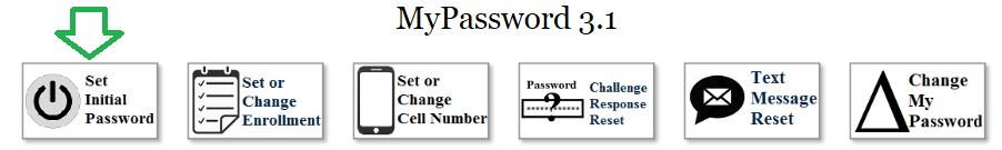 MyPassword Initial Access